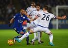 El Chelsea, a un punto del descenso; Leicester, líder