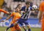 El Deportivo pasa a octavos tras sufrir ante la Llagostera