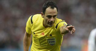 Velasco Carballo, entre los 18 seleccionados para la Eurocopa