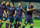 Fran Mérida renueva con el Huesca hasta junio de 2019