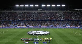 Las entradas para el Atleti-PSV del Calderón, a la venta