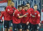 Dortmund, Hertha y Stuttgart avanzan a cuartos de la Copa