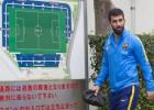 Aleix Vidal y Arda no pudieron trabajar en el estadio de la final
