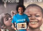 Marcelo, amigo de UNICEF: