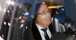 Los investigadores del Mundial 2006 quieren interrogar a Blatter