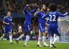 El Chelsea inicia con un triunfo sin apuros la era post-Mou