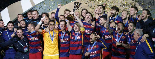 El Barça ya tiene su repóker