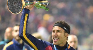 """Neymar: """"Este es uno de los mejores momentos de mi vida"""""""