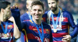 """Messi: """"Demostramos ser el mejor equipo del mundo"""""""