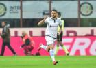 El Lazio se lleva los tres puntos con un doblete de Candreva