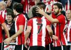 El Athletic gana con solvencia al colista y se coloca séptimo