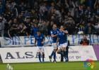 Toché mantiene tercero al Oviedo y hunde al Almería