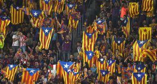 Apelación rechaza el recurso de las esteladas; el Barça va al TAS