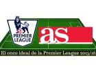 El once ideal de la primera vuelta de la Premier League