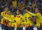 Piqué, Alba y Busquets, convocados con Cataluña
