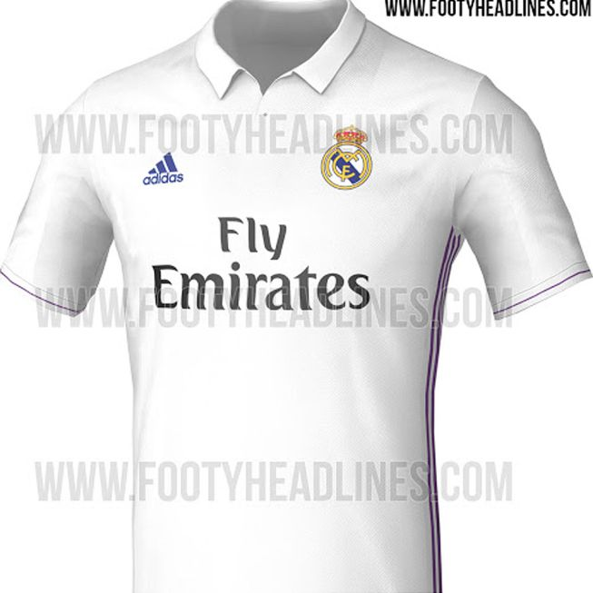 camisetas de futbol del real madrid 2017