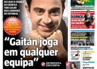 Xavi, en Record: 'Cristiano es un verdadero animal competitivo'