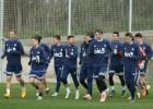 La Deportiva vuelve al trabajo pensando sólo en Albacete
