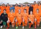 AR10, la única academia sólo para niñas futbolistas