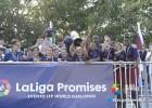 El Barcelona se proclama campeón de LaLiga Promises