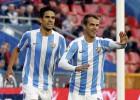 Un gol de Duda da al Málaga su segunda victoria a domicilio