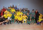 La Ponferradina juega un partido contra los presos