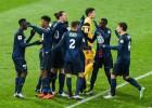 El PSG sufre pero vence ante el Wasquehal de cuarta división