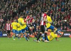 El Athletic se deja en el 83' dos puntos de oro ante Las Palmas