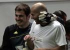 Un humorista francés llamó a Casillas fingiendo ser Zidane