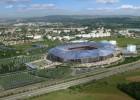 Una huelga amenaza el estreno del nuevo estadio de Lyon