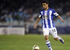 El Málaga negocia con la Real Sociedad por el Chory Castro