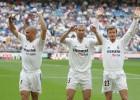 Beckham y Ronaldo apoyan a Zidane en su nueva etapa