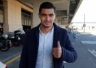 El Chory Castro firma como nuevo jugador del Málaga