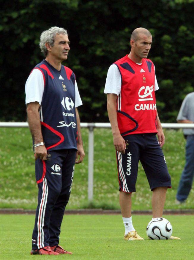 """Domenech: """"Zidane no es un buen tipo, es capaz de todo"""""""