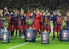 El Barcelona es el mejor equipo de 2015 según la IFFHS