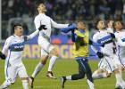 Continúa la pugna por alcanzar al Inter de Milán en la Serie A
