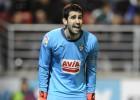 Asier Riesgo renueva con el Eibar hasta junio del año 2018