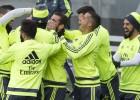 Isco está por delante de James Rodríguez para Zidane