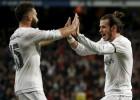 Bale se cree a Zidane