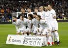 El uno por uno del Madrid: Bale y Benzema, goles para Zidane