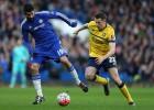El Chelsea pasa en la FA Cup gracias a Costa y Loftus-Cheek
