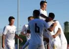 Ramis se estrena en el Castilla con una victoria ante el Ebro
