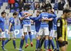 Toché mantiene al Oviedo en la pelea por la segunda plaza