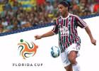 Ronaldinho anuncia que jugará la Florida Cup con Fluminense
