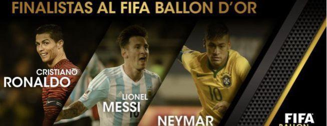 Gala Balón de Oro 2016 en directo: Messi es el ganador