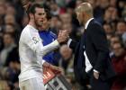 Bale nota la confianza de Zidane y de Cristiano Ronaldo