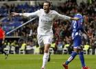 Bale despega: ya suma diez goles en siete encuentros