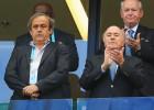 FIFA recurrirá las suspensiones por 8 años de Platini y Blatter