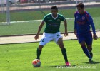 Diego Valdés, opción para suplir la baja de Sergio Canales