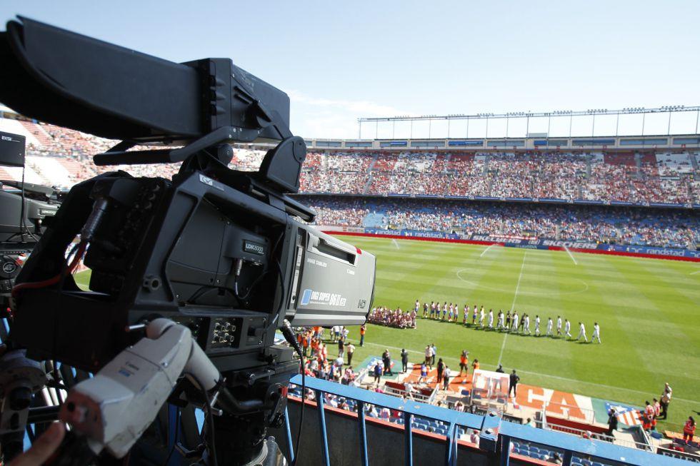 Movistar+ dará los próximos tres años la Liga y Champions